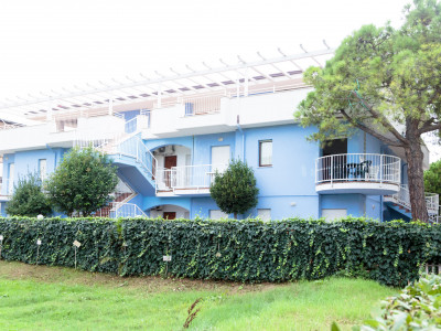 Appartamento Bilocale con Aria Condizionata, posto auto e WiiFI, 4 posti letto