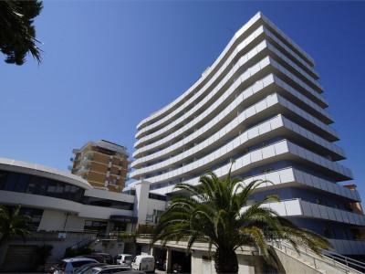 Riviera - Trilocale per 6 persone fronte mare a San Benedetto