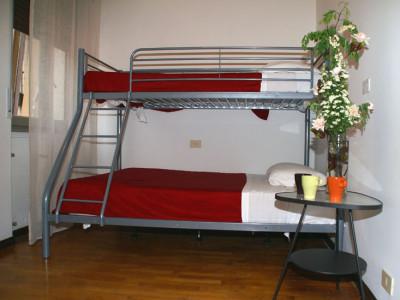 Appartamento famigliare per 4/5 persone.