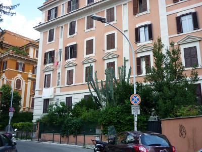 Viale Trastevere appartamento silenzioso wi-fi gratuito.