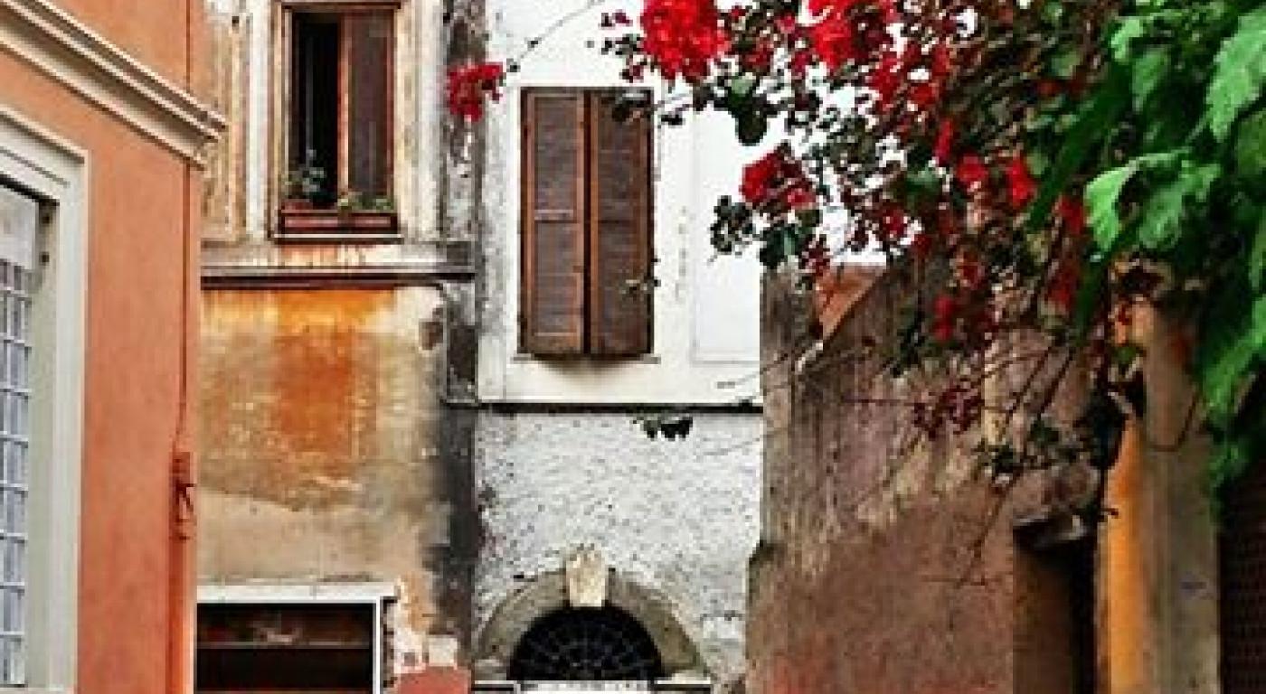 704 :: Trastevere: caratteristico, confortevole ed economico. Nel quartiere più vivace ed autentico di Roma