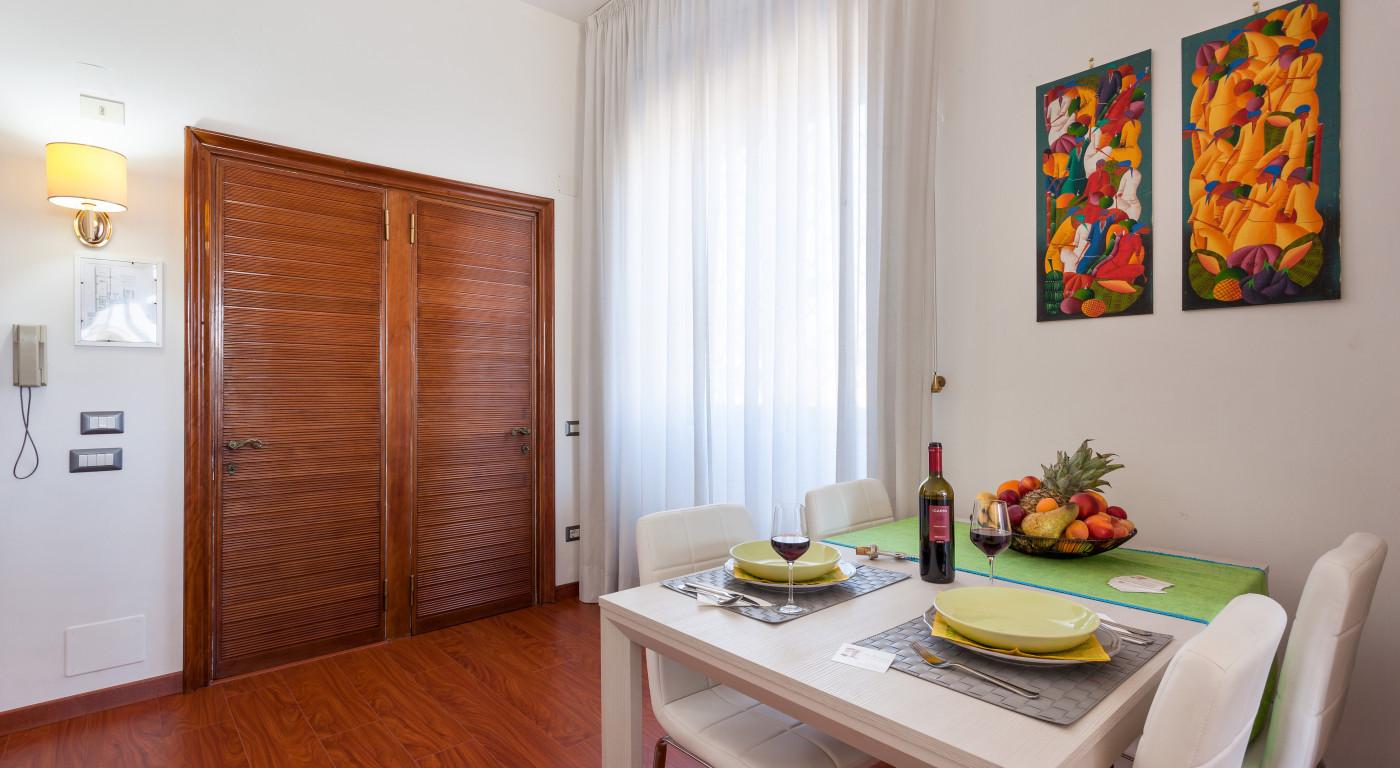 667 :: Casa vacanze La Barcaccia appartamento panoramico Piazza di Spagna