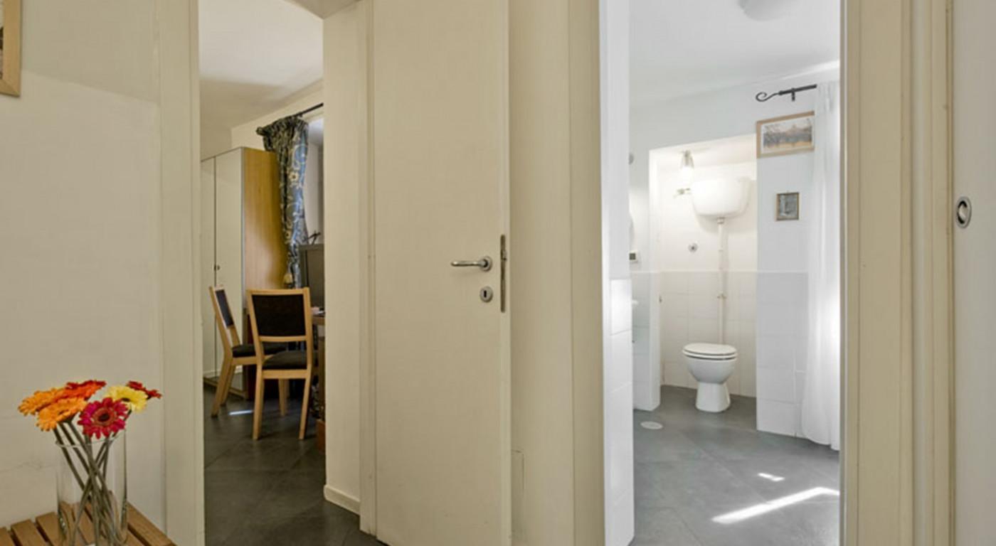 179 :: Trastevere, centro storico di Roma, grazioso ed economico B&B. Bagno in camera, colazione, wifi