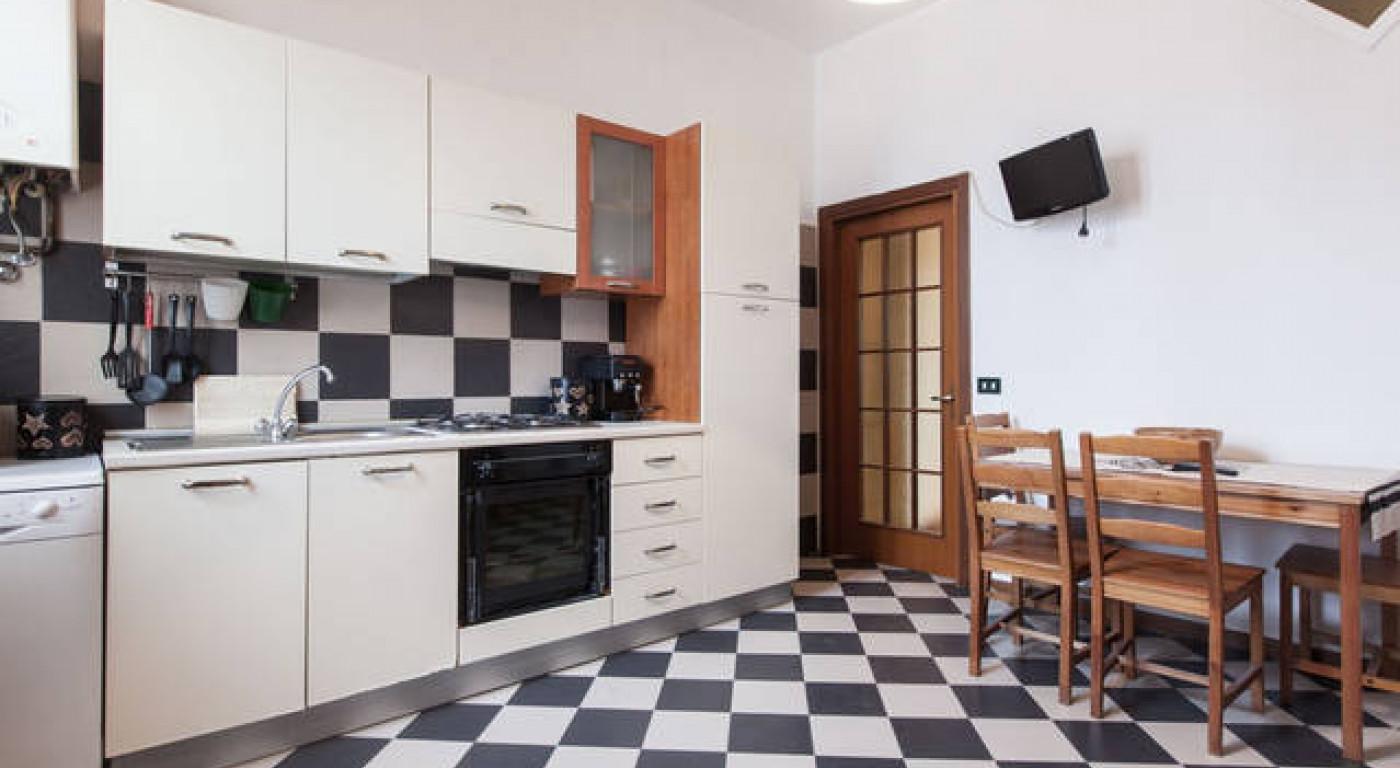 375 :: Spacious Apartment in Porta Romana