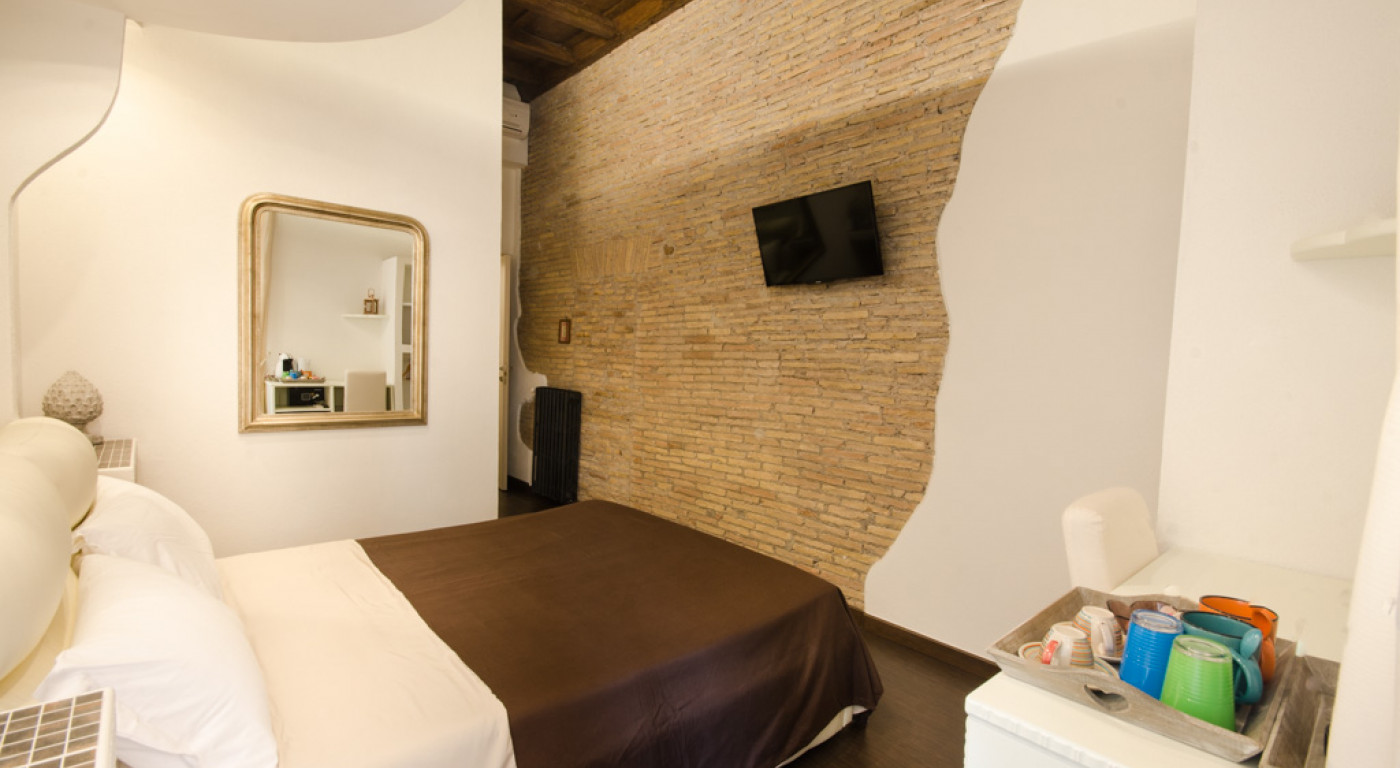 278 :: Great Rooms Piazza di Spagna, amazing...