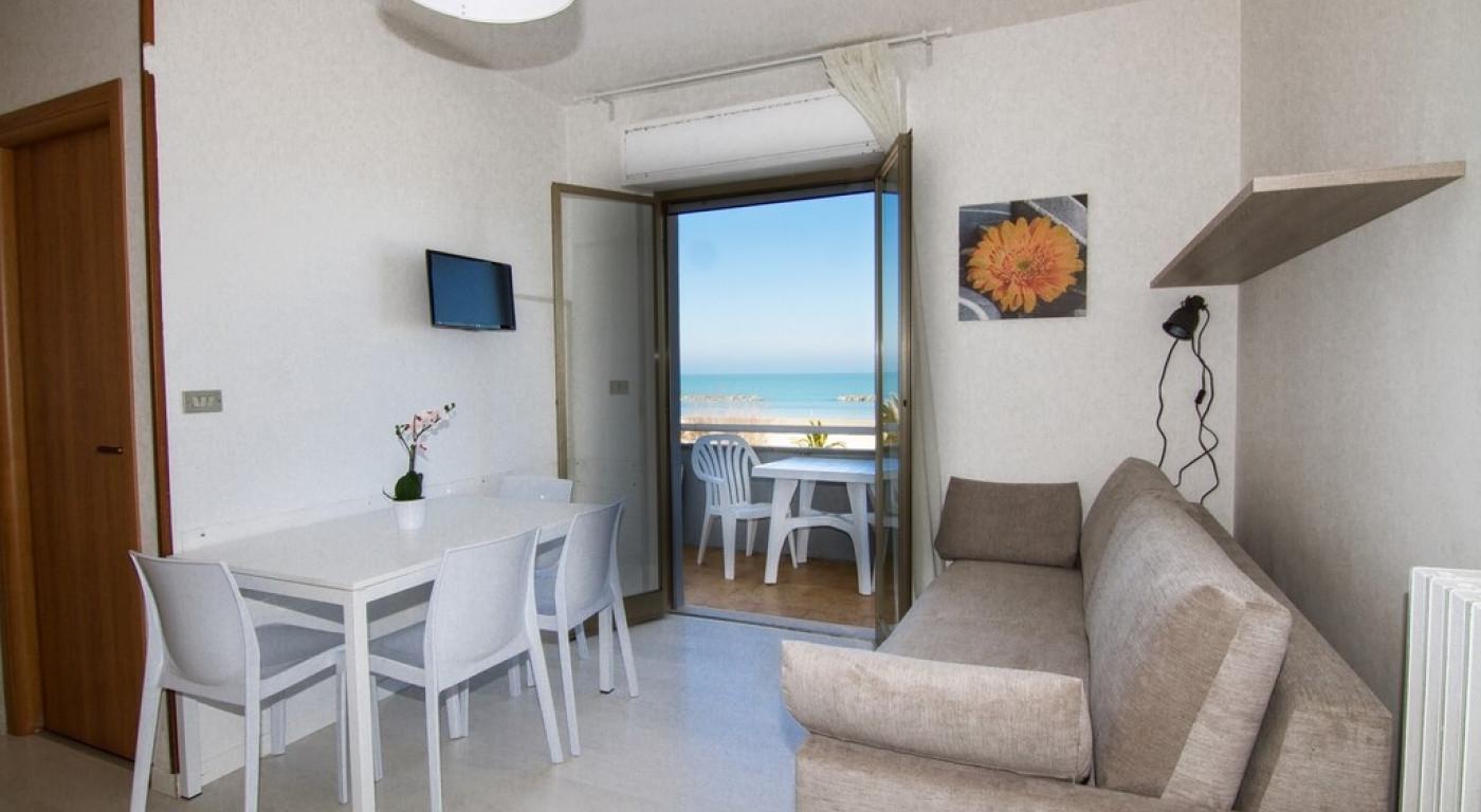 914 :: Cala luna - Appartamento con vista mare frontale fino 4 persone